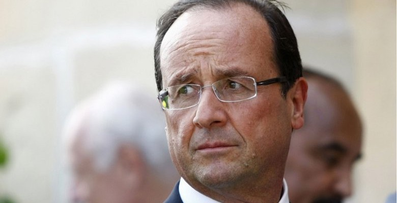 François Hollande à Rennes