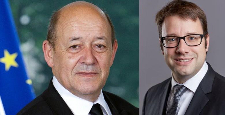 Bretagne : Le Drian passe la main à Chesnais-Girard